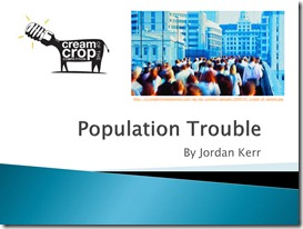 Population Trouble