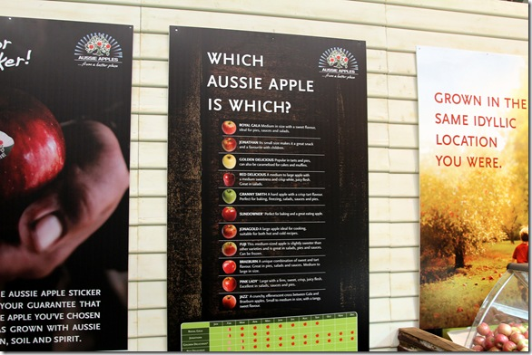 Aussie Apples Challenge