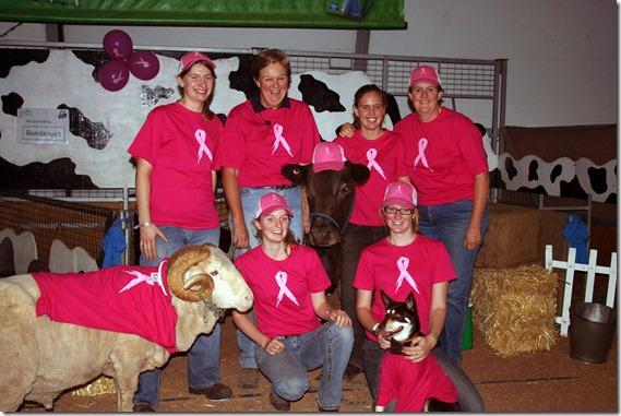 Breast cancer promo
