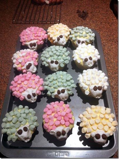FarmDay cupcakes