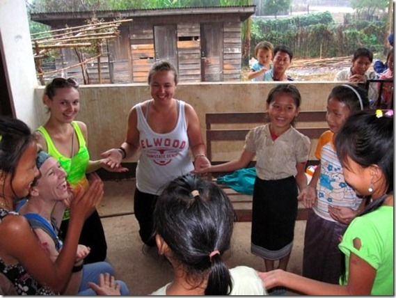 laos kids