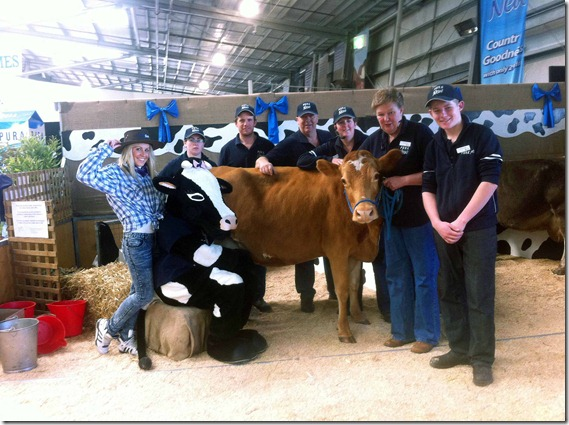 royal melbourne show team