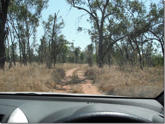 Barcaldine Nature trail – outback QLD