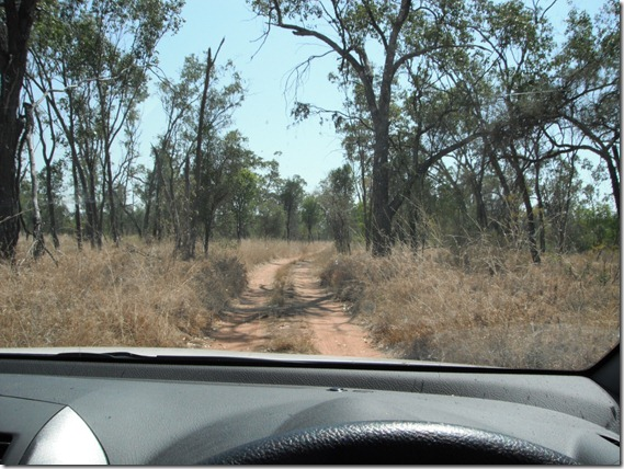 Barcaldine Nature trail – outback QLD