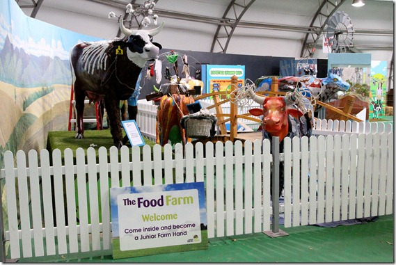 Archibull Prize in the Food Farm