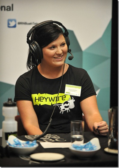 """HEYWIRE 15"" at Parliament House and National Portrait Gallery Canberra, February 6/7th 2012. Photo:  Mark GRAHAM"