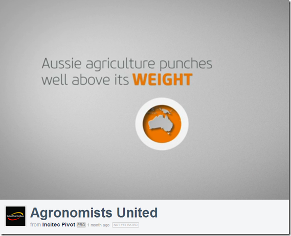 Agronomists United