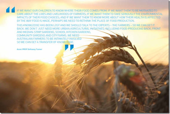 Wheat quote