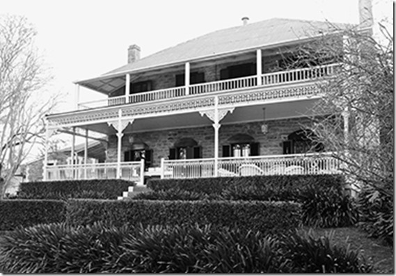 Cawarra Homestead