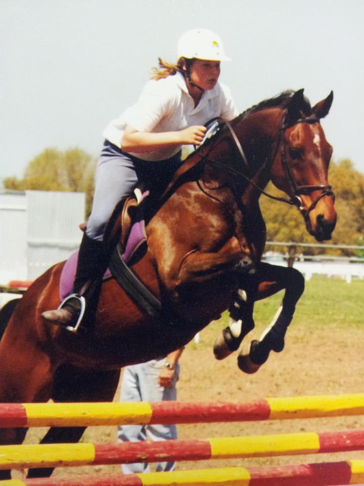 Quirindi Pony Camp aged 14