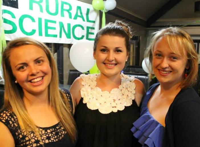 Rural Science Undergraduate Society (RSUS) Spring Fling Ball 2013