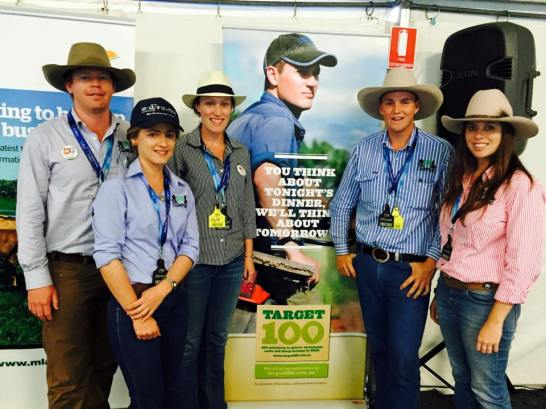 Team YFC at Beef Week