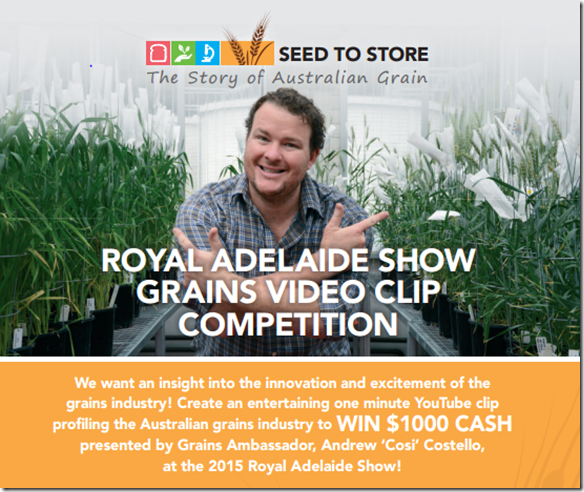 Seed to Store Competition