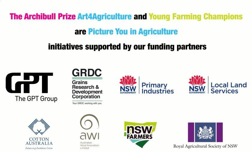 2015 Archibull Prize Sponsors