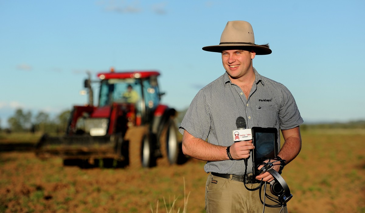 Impact 25 – Vote for Young Farming Champion Josh Gilbert