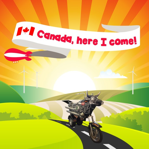 Archie Goes to Canada