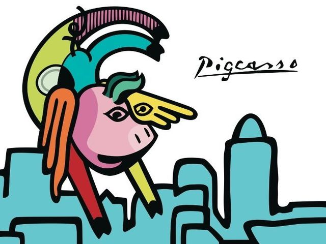 Pigcasso