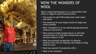 Wool Facts (2)