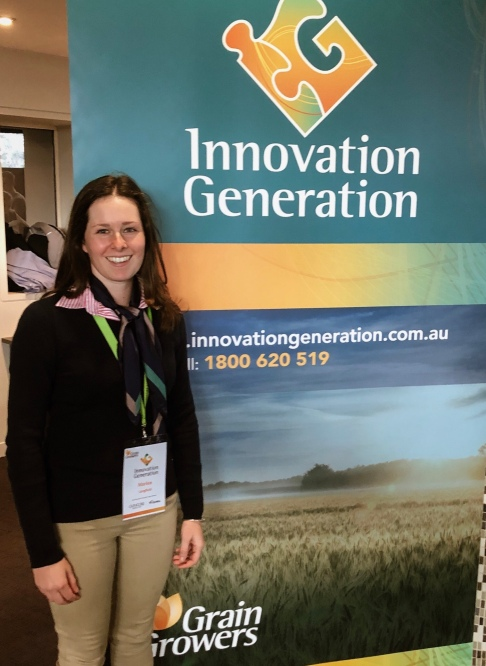 Marlee at Innovation Generation