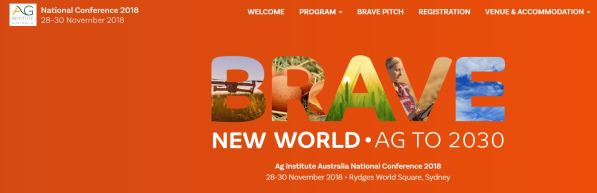 Anika Brave New World Conference