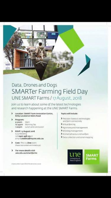 SMARTer Farming Field Day