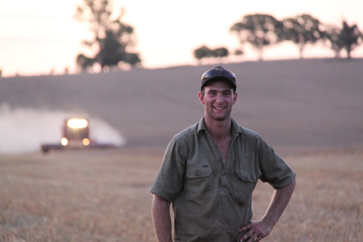 Young Farming Champions Muster September 2018 Week4