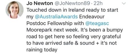 Jo Newton Ireland Tweet.jpg