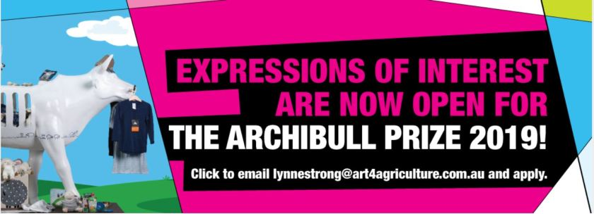 Archibull Prize EOI Open