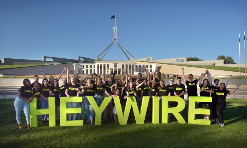 Heywire Crew