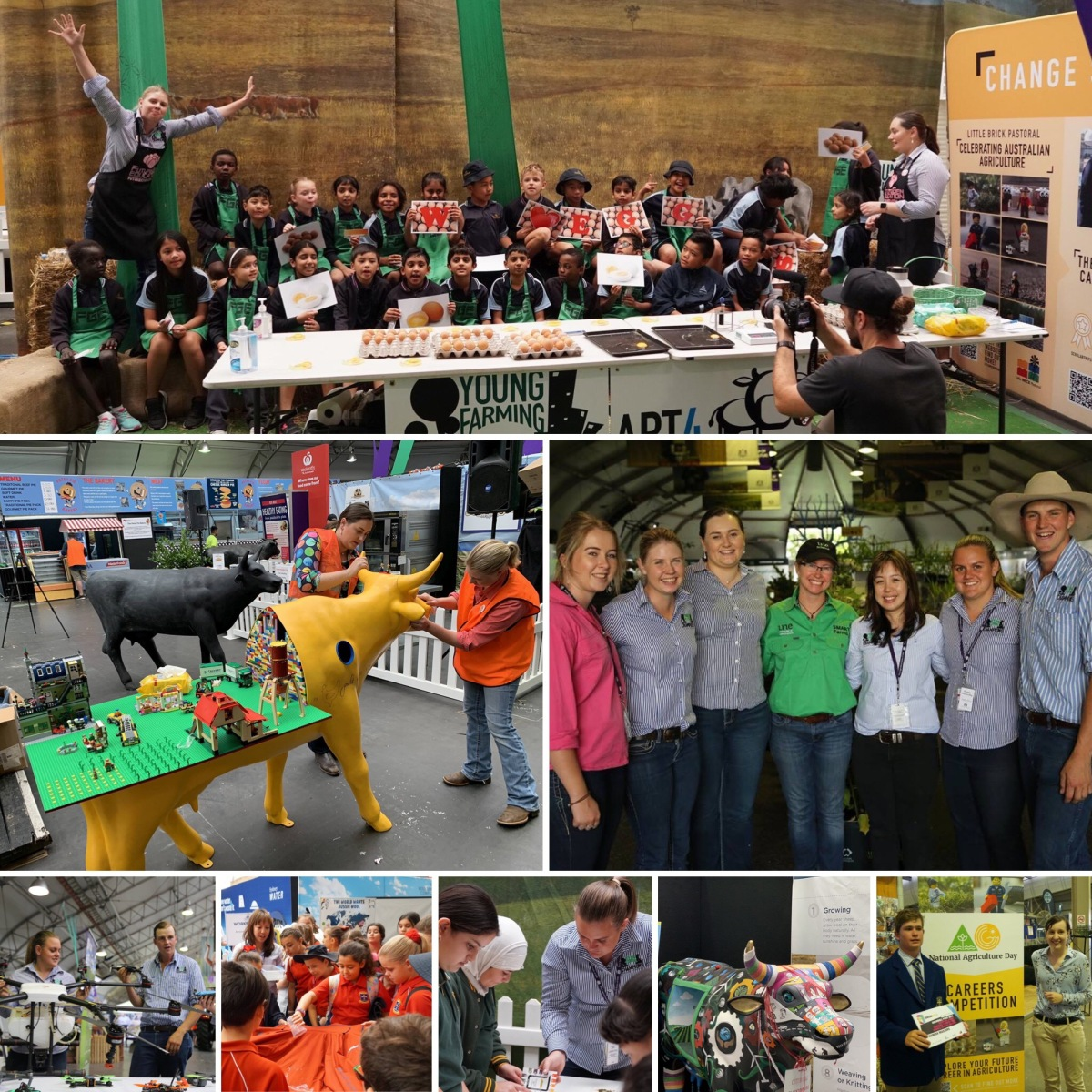 Young Farming Champions Muster April 2019 Second Edition