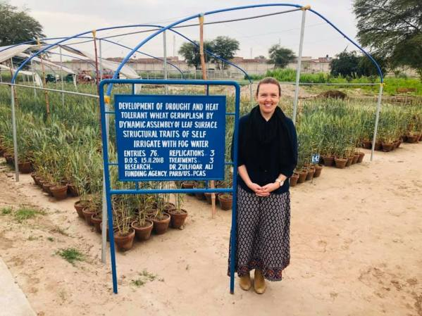 Dr Rebecca Thistlethwaite in Pakistan (4)