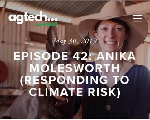 Anika AgTech podcast