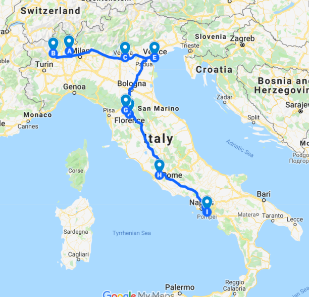Italywooltour
