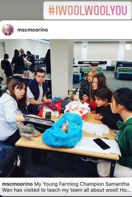 Sam Wan at School 1