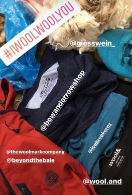 Sam Wans woollen products