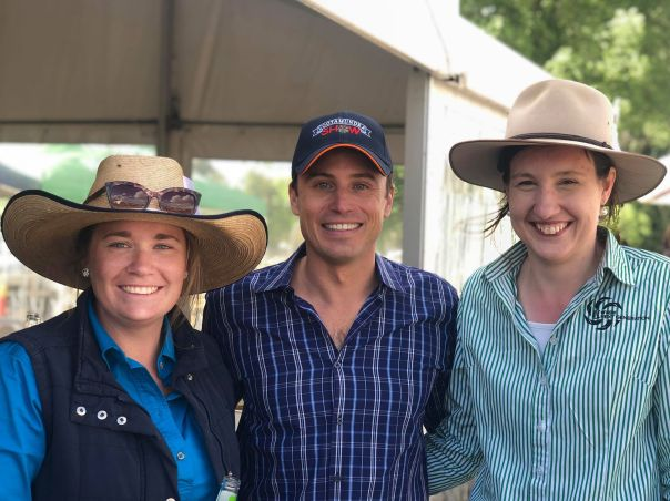 Lucy Aimee and James Tobin