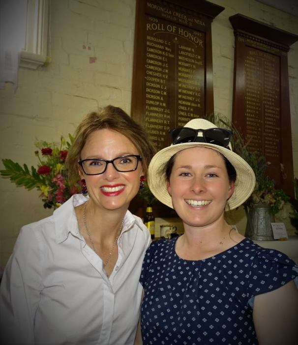 Marlee Langfield with Steph Cooke MP.jpg